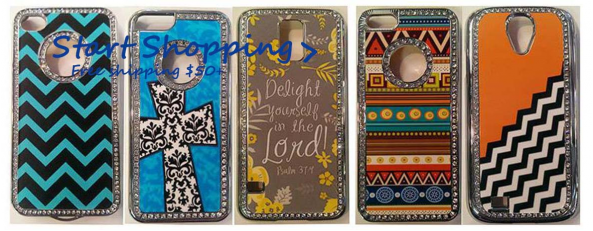 Bling Phone Cases-iCase