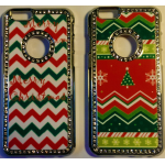 Christmas bling phone cases
