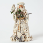 Jim Shore Woodland Santa with Animals
