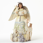 Woodland Angel with Animals