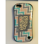 Oklahoma State Curvy Cell Phone Cases