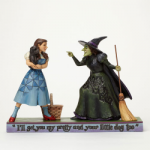 Dorothy with Wicked Witch