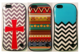 Aztec Curvy Tuff Cases